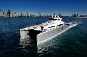 84ft Custom made performance luxury power cat